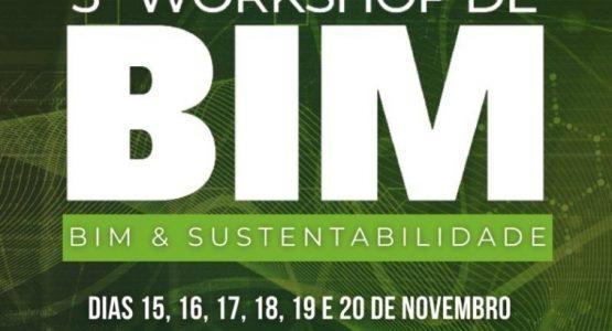 5° Edição do Workshop de BIM