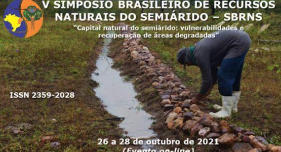 V Simpósio Brasileiro de Recursos Naturais do Semiárido