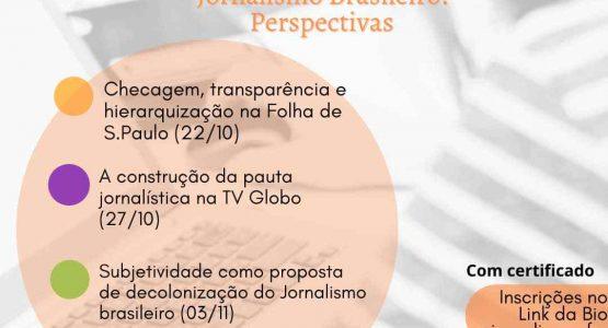 Seminário de Jornalismo Brasileiro: Perspectivas